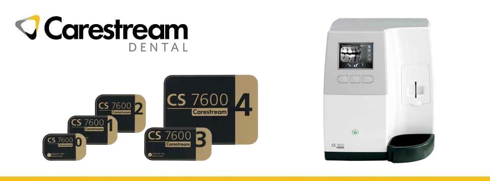 CS 7600 Carestream Image Plate System 1