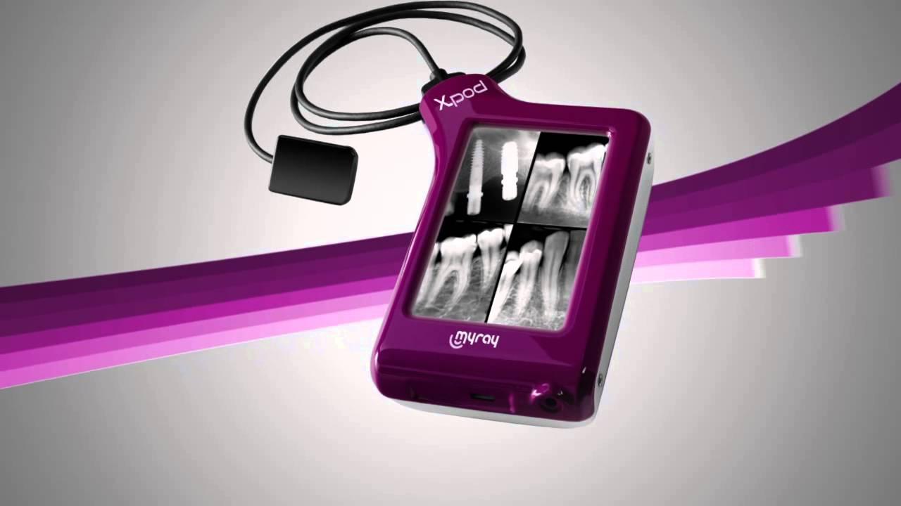 MyRay X-Pod Portable Digital X-Ray Imaging