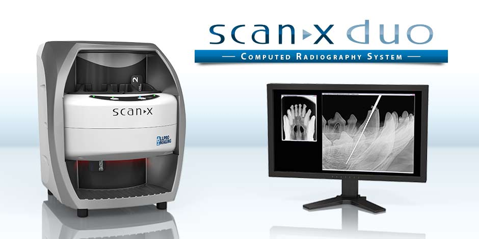 ScanX Duo Phosphor Plate Scanner 1