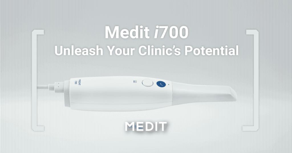 Medit i700 for sale