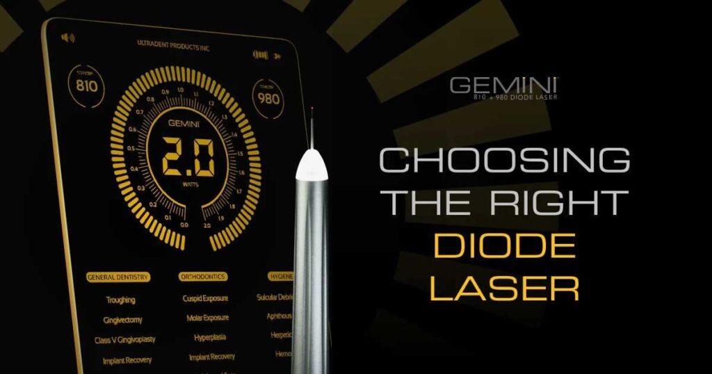 Buy Gemini Laser Ultradent