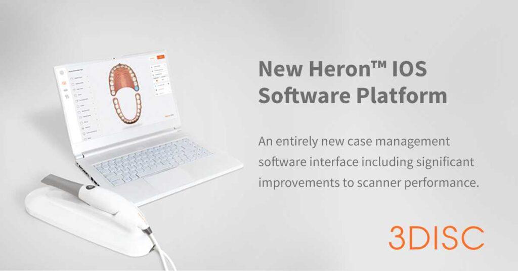 heron ios software